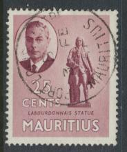 Mauritius  SG 284 Scott #243   Used   see details