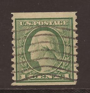 U. S.  # 452  used
