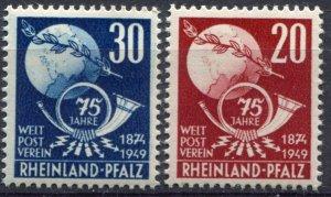 Rhine Palatinate   Sc.# 6N41-2   MNH**