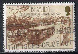 Bermuda; 1987: Sc. # 510: O/Used Single Stamp