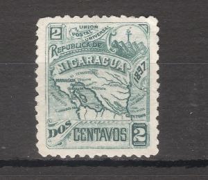 Nicaragua # 91 - Bargain High Value Singles