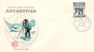 Australian Antarctic Territory Scott L6 Unaddressed.