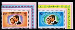 Dominica STAMP MNH STAMPS COLLECTION LOT #2