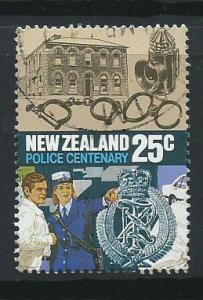 New Zealand SG 1386 VFU