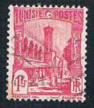Tunisia 97A Used Mosque (BP765)