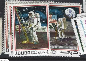 DUBAI   (P1404B)   SPACE  SG 3468   MNH