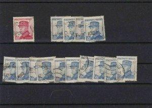 MONACO 1938 DEALERS STOCK CARD, CAT £60+  REF 1460
