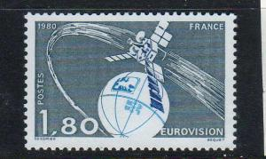 France Scott 1683 Mint Never Hinged!!