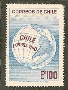 Chile  Scott 440  Wine Export   Used