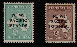 VINTAGE: AUSTRALIA/NW PAC ISLANDS   SCOTT #XX LOT A1918-1  OG PH VERY FRESH