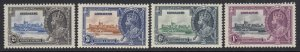 Gibraltar Sc 100-103 (SG 114-117), MLH
