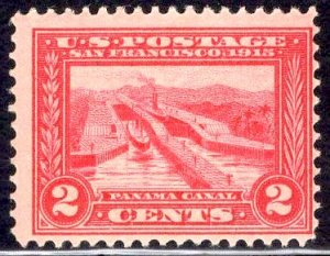 US Stamp Scott #398 Mint Never Hinged SCV $35