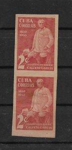 CUBA STAMP   VFU #MAYOT8