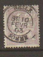 France #137 Used
