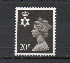 Great Britain - Northern Ireland NIMH38 MNH