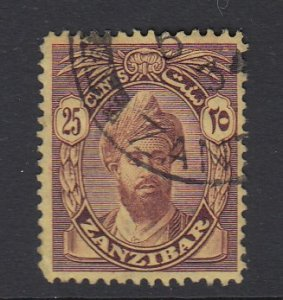 ZANZIBAR, Scott 192, used