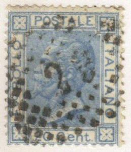 Italy #35 used - postmark pick