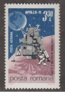 Romania Scott #C175 Stamp - Mint NH Single