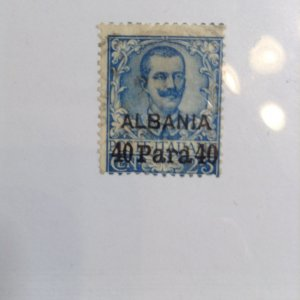 Albania (Offices abroad)  SC #3 used
