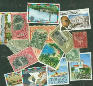 selection Trinidad & Tobago clearance of better, CV $34.50