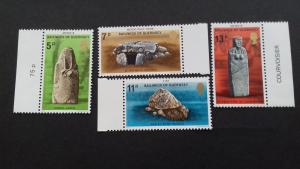 Guernsey 1977 Prehistoric Monuments Mint