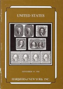 United States, Harmer NY 2769