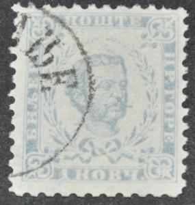 DYNAMITE Stamps: Montenegro Scott #32 – USED