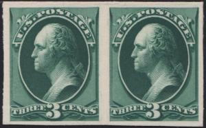 #158P4 XF-SUPERB PLATE PROOF ON CARD CV $300 BR7076