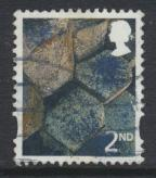 GB Regional Northern Ireland  2nd Class SG NI94 SC#17 Used     see details