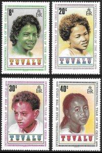 Tuvalu # 125 - 28 Mint Never Hinged