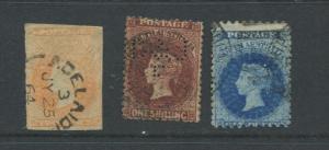South Australia 1867-84  Sc 16 32 71 Used
