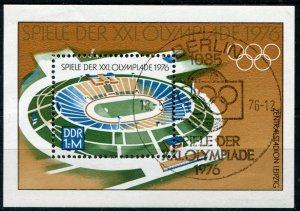 DDR     Sc.1726      Block 46  MNH**   FDC
