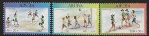 ARUBA  SC #  B70 - 2    MNH
