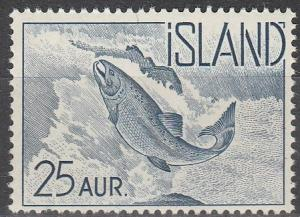 Iceland #319  MNH (S1602)
