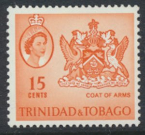 Trinidad and Tobago SG 291a SC# 116  MH 1964   please see scans