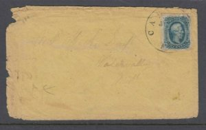 CSA #11 from ROSS'S Tennessee Brigade - Cover