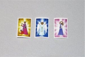 Nevis - 118-20, MNH Set. Christmas. SCV - $1.20