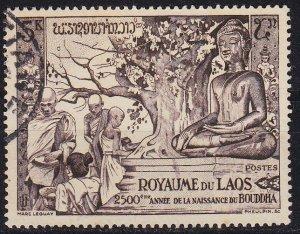 LAOS [1956] MiNr 0051 ( O/used )