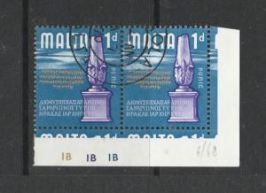 Malta 1965 def reprints FU, see list for dates