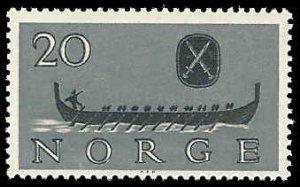 Norway - 382 - Unused - SCV-1.60
