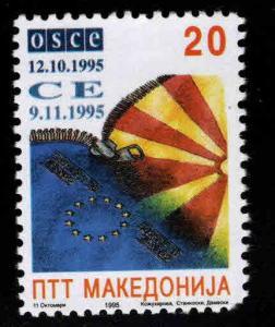 Macedonia Scott 62C MNH** stamp