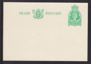 New Zealand H&G 48 mint. 1958 2½p QEII Postal Card