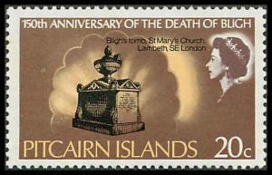 Pitcairn Islands 87 Mint VF LH