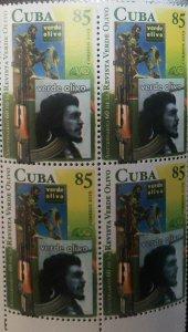O) 2019 CUBA - CARIBBEAN, CAMILO CIENFUEGOS - ERNESTO CHE GUEVARA, MAGAZINE