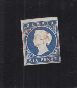 Gambia: Sc #4, Used (34628)