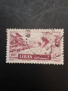 *Lebanon #C234                        Used