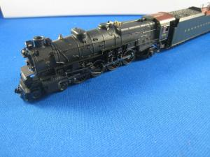 N SCALE - Broadway Limited - PARAGON - PRR M1B  4-8-2  #6704