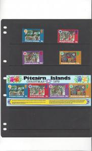 Pitcairn Islands 188-91a  MNH Year of the Child