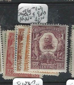 HAITI  (P1506B)  SC 96-101 MOG, 98A  MNG