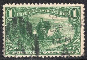 UNITED STATES SCOTT 285